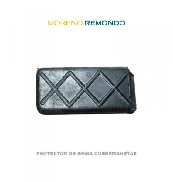 Protector goma cubremanetas - Accesorios estabilizadores