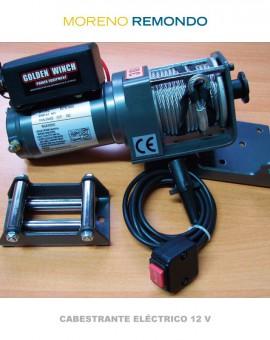 Cabestrante eléctrico 12 V 907 kg