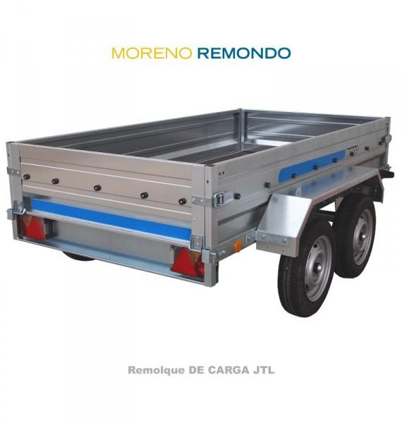 Remolque JTL - 240 / 2 ejes