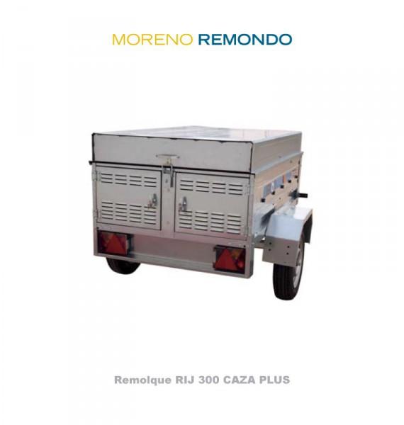 REMOLQUE RIJ300 CAZA PLUS