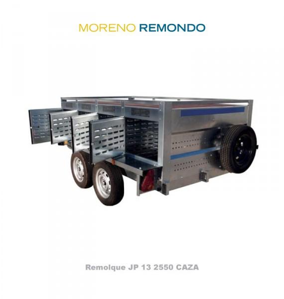 REMOLQUE  JP13 2550 CAZA