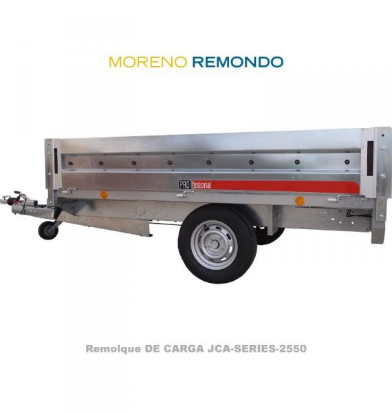 REMOLQUE DE CARGA JCA-SERIES-2550