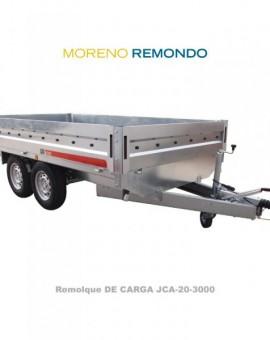 REMOLQUE DE CARGA JCA20-3000