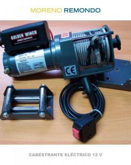 CABRESTANTE ELECTRICO 12 V,2500 KG