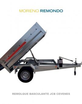 REMOLQUE  BASCULANTE JCB-750