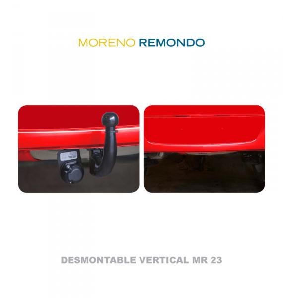 Desmontable vertical automático