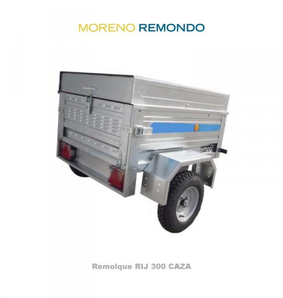 REMOLQUE RIJ 300 CAZA