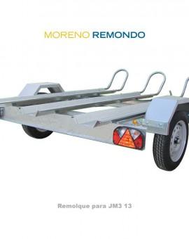 Remolque para motos JM3 13