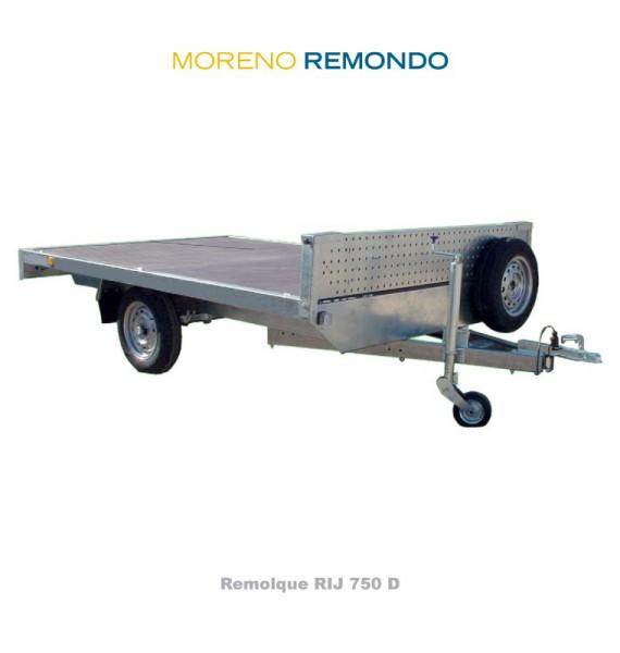 REMOLQUE POLIVALENTE RIJ-750-D
