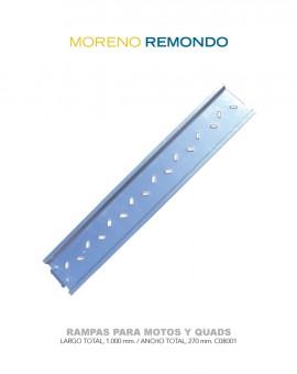 RAMPA DE MOTOS Y QUAD